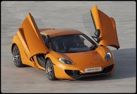 McLaren MP4-12C 3.8L V8 Twin Turbo