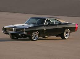 Dodge Charger 7.2L Daytona