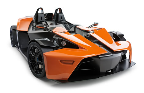 KTM X-Bow 2.0 Turbo