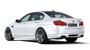 BMW 5 Series M5 F10 - [2011] image