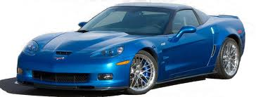 Chevrolet Corvette C6 ZR1 6.2 V8