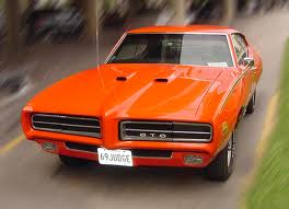 Pontiac GTO The Judge 6.5L V8 - [1969] image
