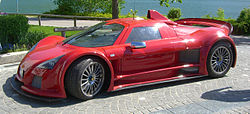 Gumpert Apollo 4.2L V8 Twin Turbo