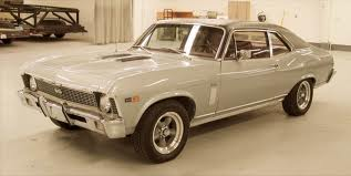 Chevrolet Chevy II Nova SS 396 V8 3spd Manual - [1969] image