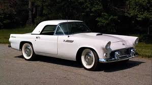 Ford Thunderbird 292 Fordomatic 1st Gen.