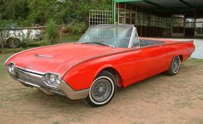 Ford Thunderbird 390 Convertible 3rd Gen.