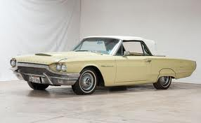 Ford Thunderbird 390 Convertible 4th Gen.