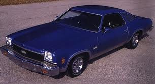 Chevrolet Chevelle-Malibu SS 454 Coupe 4 Speed 2nd Gen - [1973] image