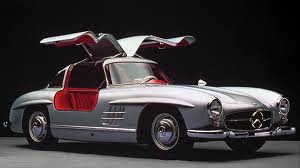 Mercedes 300 SL Gullwing Coupe - [1954] image