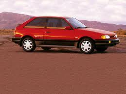 Mazda 323 Turbo - [1986] image