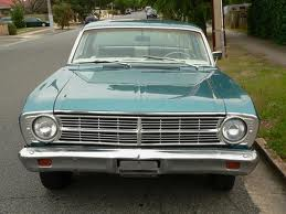 Ford Falcon 3rd Gen Sports Coupe 289 V8 4-Speed