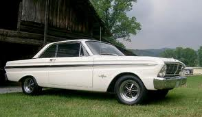 Ford Falcon 2nd Gen Sprint Hardtop 289 V8 4-Speed