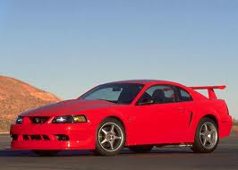 Ford Mustang 4th Gen SVT Cobra Coupe
