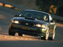 Ford Mustang 4th Gen Bullitt GT