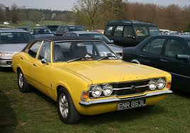 Ford Cortina MkIII 2000GT