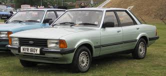 Ford Cortina MKV 2.3 Ghia