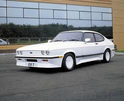 Ford Capri Tickford Turbo - [1983] image