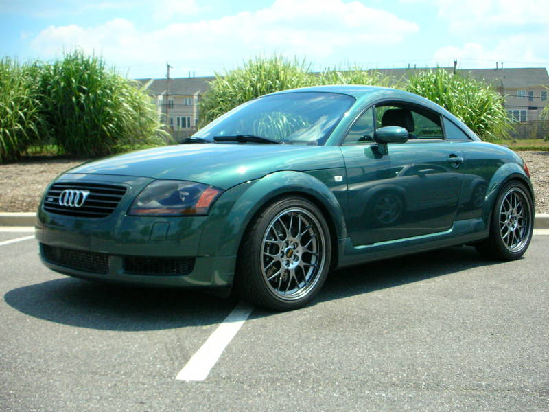 Audi Tt 18t 225 1999 Images Figures And Specifications