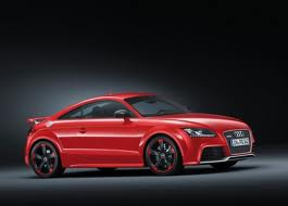 Audi TT RS+ 2.5 Turbo