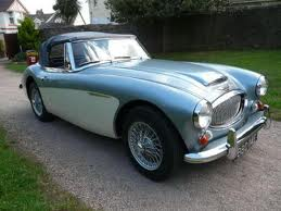 Austin-Healey 3000 MKIII BJ8