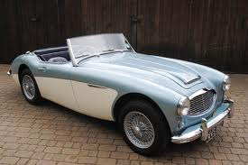 Austin-Healey 100 SIX BN4 - [1956] image