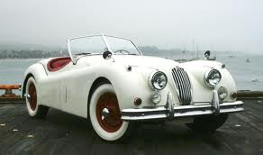 Jaguar XK 140 Roadster