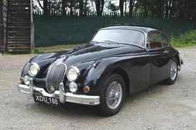 Jaguar XK 150 SE Fixed Head Coupe
