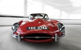 Jaguar E Type 3.8l Coupe