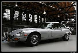 Jaguar E Type 5.3L V12 2+2