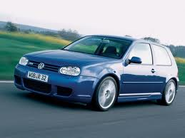 Volkswagen-VW Golf R32
