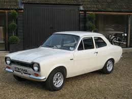 Ford Escort MK1 RS1600