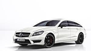Mercedes CLS Class 63 AMG Shooting Brake