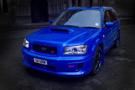 Sti 0 60 >> 0 60 Mph Subaru Forester Sti 2 5l Turbo 2006 Seconds