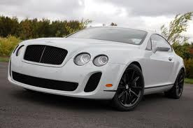 Bentley Continental SuperSports 6.0 W12
