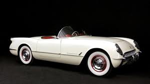 Chevrolet Corvette C1 235 Convertible