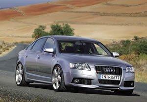 2003 Audi A6 42 Quattro 0 60