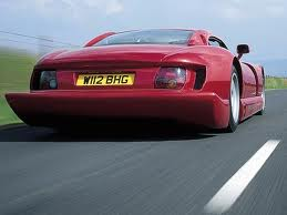 TVR Speed 12 7.7L V12