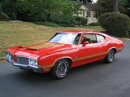 Oldsmobile Cutlass 442 W30