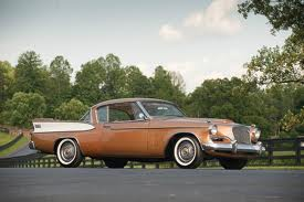 Studebaker Golden Hawk 5.8L V8 352