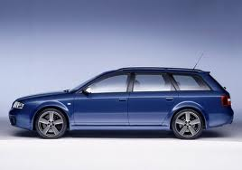 Audi A6 RS6 Avant Plus 4.2L V8 Twin Turbo