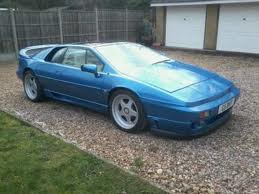 Lotus Esprit S3 Turbo SE