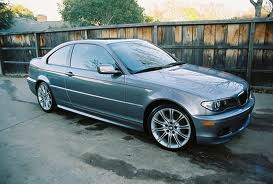 BMW 3 Series 330ci E46/2