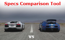 Compare Car Figures and Specs