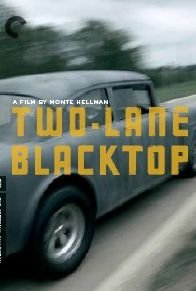 Two Lane Black Top Movie Cover