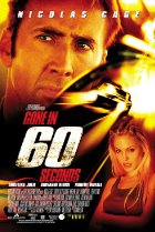 Gone in Sixty Seconds Movie Cover