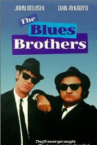 The Blues Brothers Movie Cover
