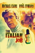 The Italian Job Movie Cover