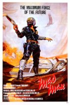 Mad Max Movie Cover